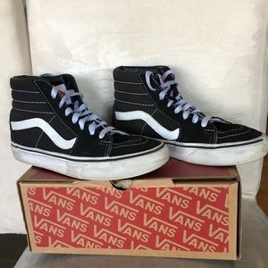 NWT Vans Sk8-Hi Sneaker Skate Shoe